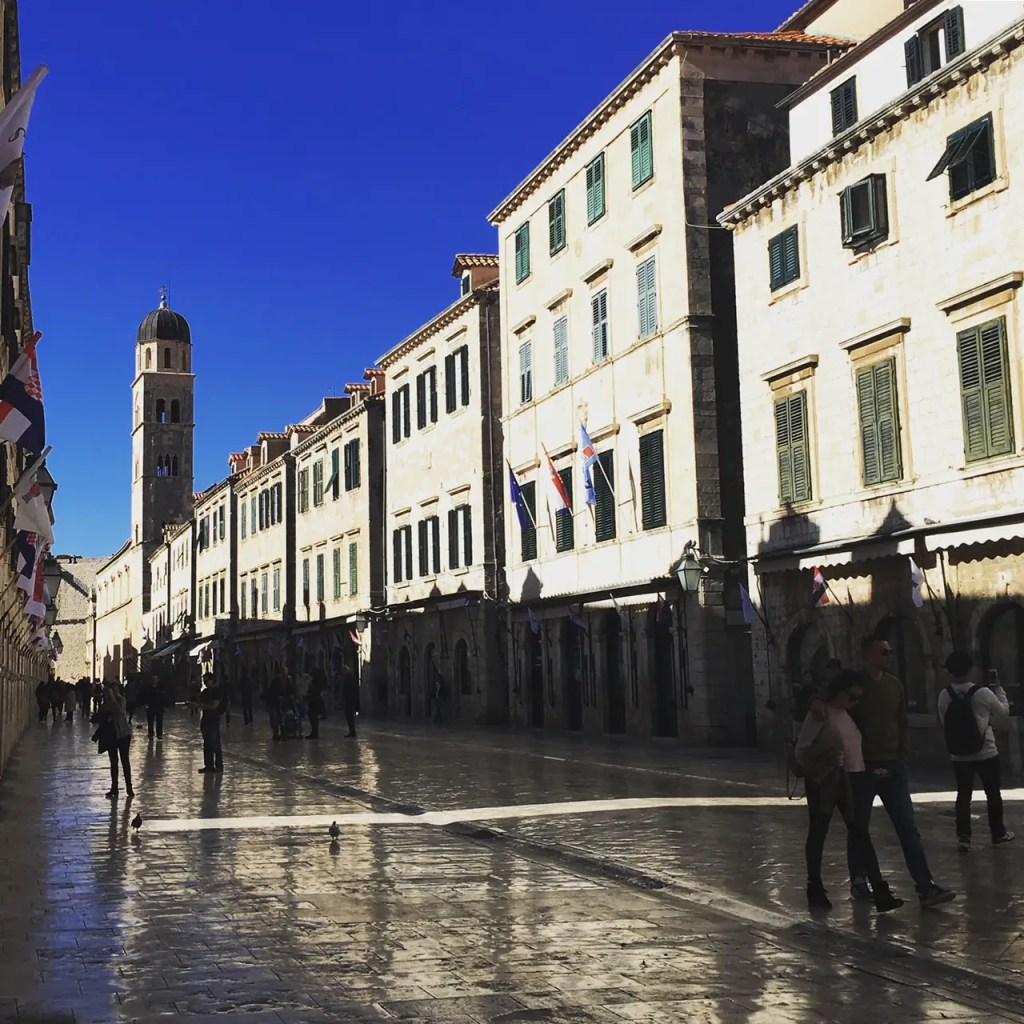 Weekend in Dubrovnik