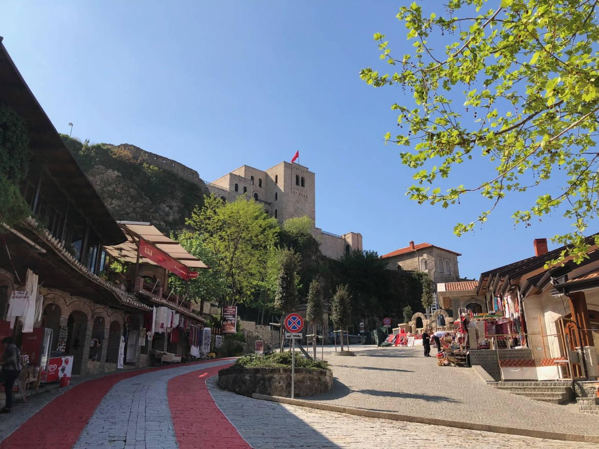 Things to do in Tirana: Take a day trip to Kruje