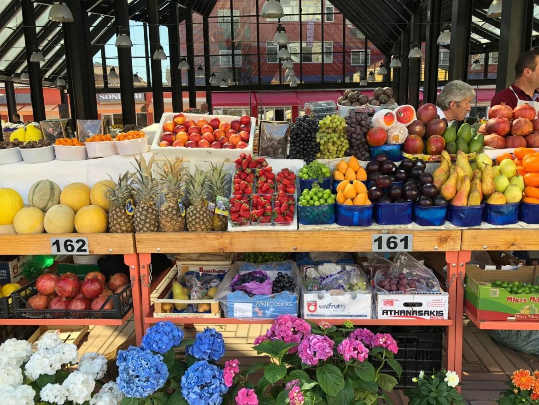 Things to do in Tirana: visit the Central Tirana market