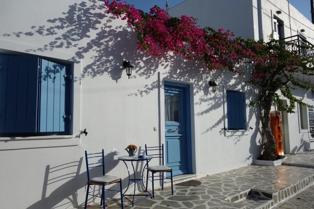 Exploring Antiparos while Cyclades Island Hopping