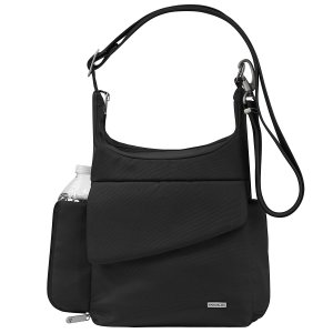 Travelon Anti-Theft Classic Messenger Bag. Travelon makes a number of anti-theft purses for travel.