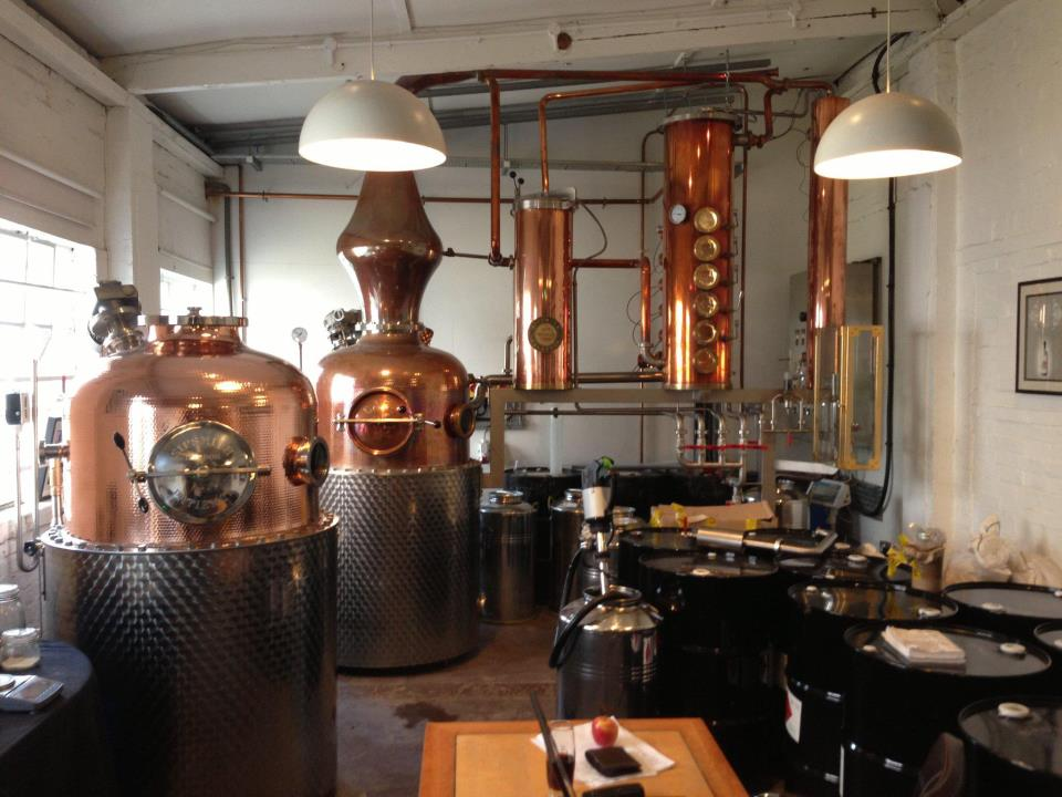 Sipsmith Distillery: Photo from Sipsmith's Facebook Page