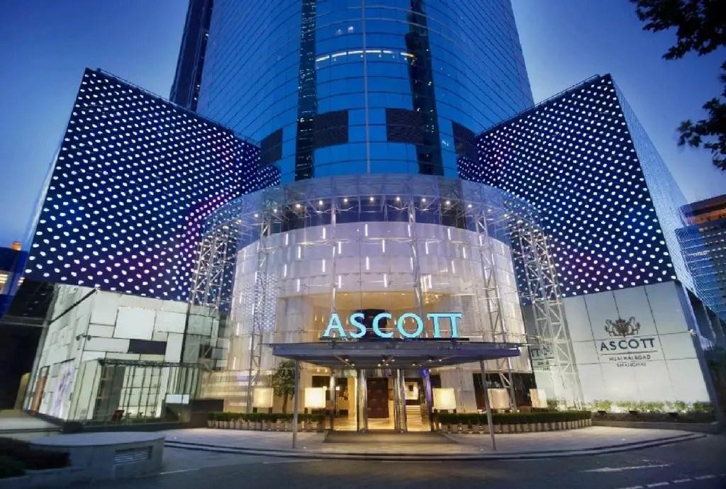 Where to Stay in Shanghai: Ascott Huai Hai Road Shanghai
