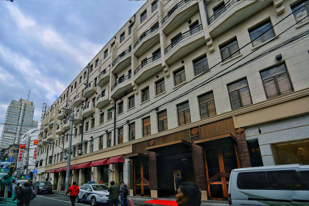 Where to Stay in Shanghai: Jinjiang Metropolo Hotel Classic Shanghai