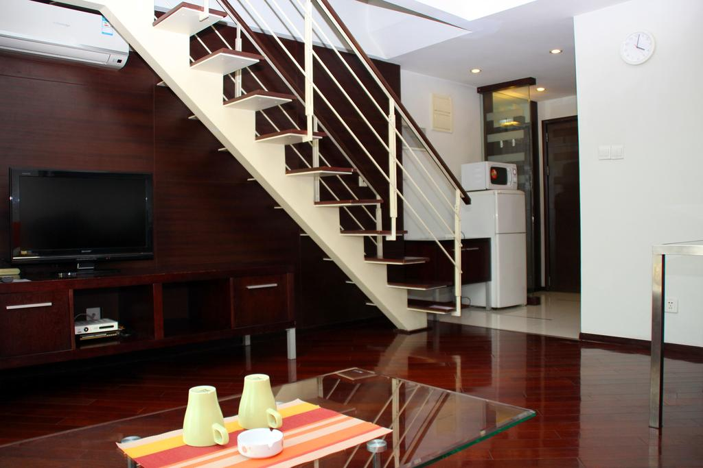 Where to Stay in Shanghai: World Union Serviced Apartment Shanghai