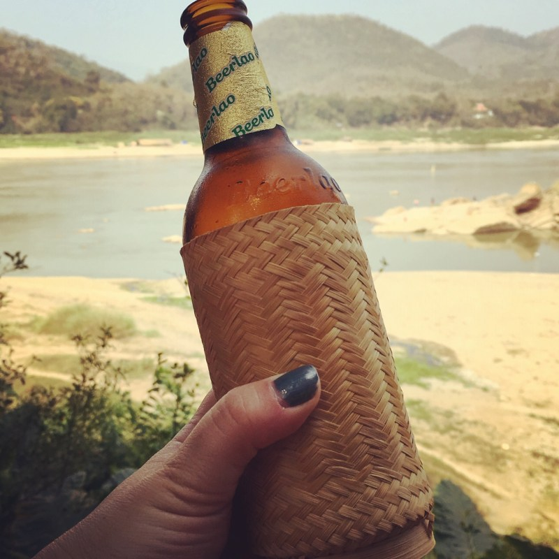 Things to Do in Luang Prabang: Drink Beer Lao