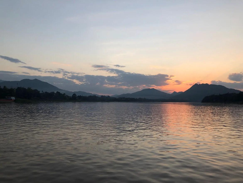 Things to Do in Luang Prabang: Take a Mekong Sunset Cruise