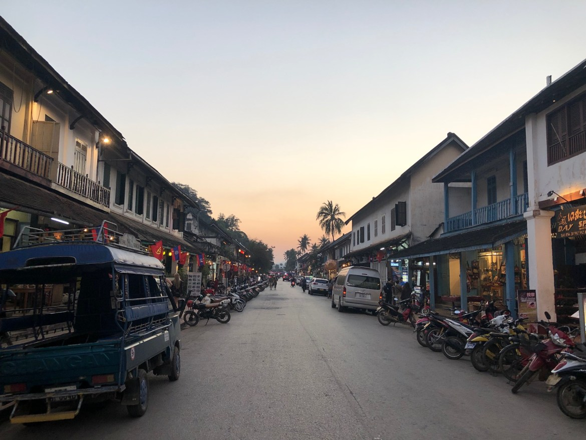 There are so many things to do in Luang Prabang!