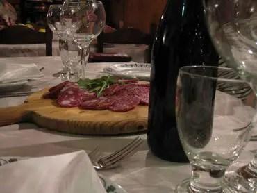 Piccolo abruzzo meats