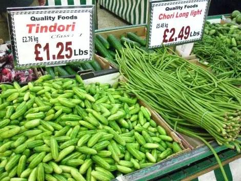Quality foods veg