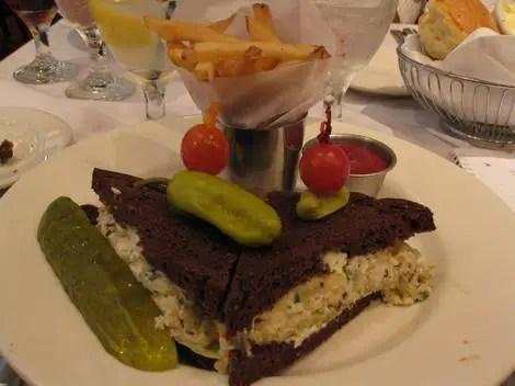 Petterinos sandwich