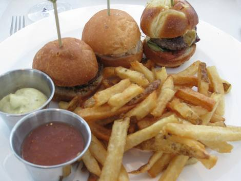 Burgers piano