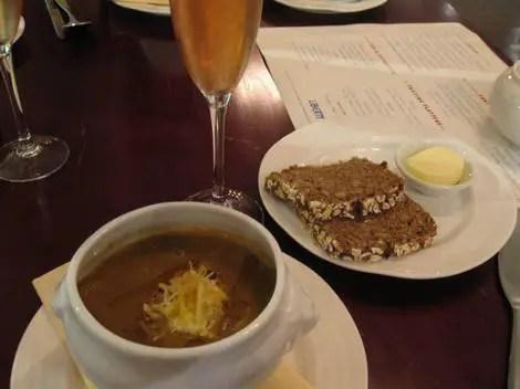 Soup at liberty