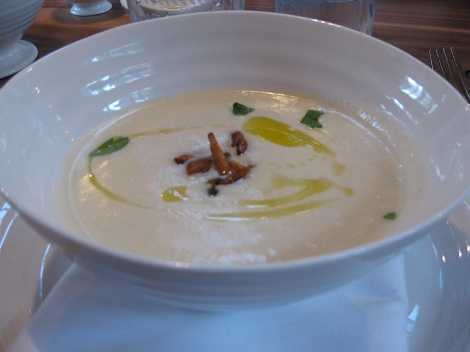 Luxe soup