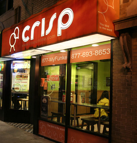 Crisp chicago