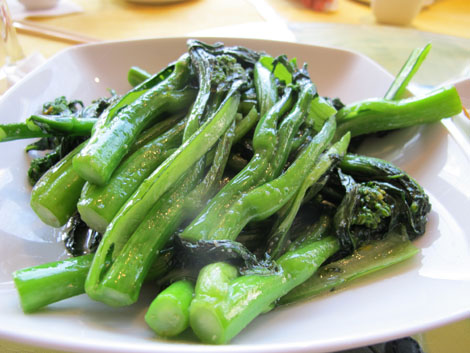 Lotus broccoli