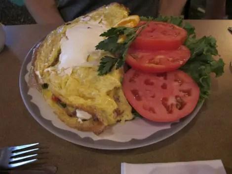 Tweet omelette