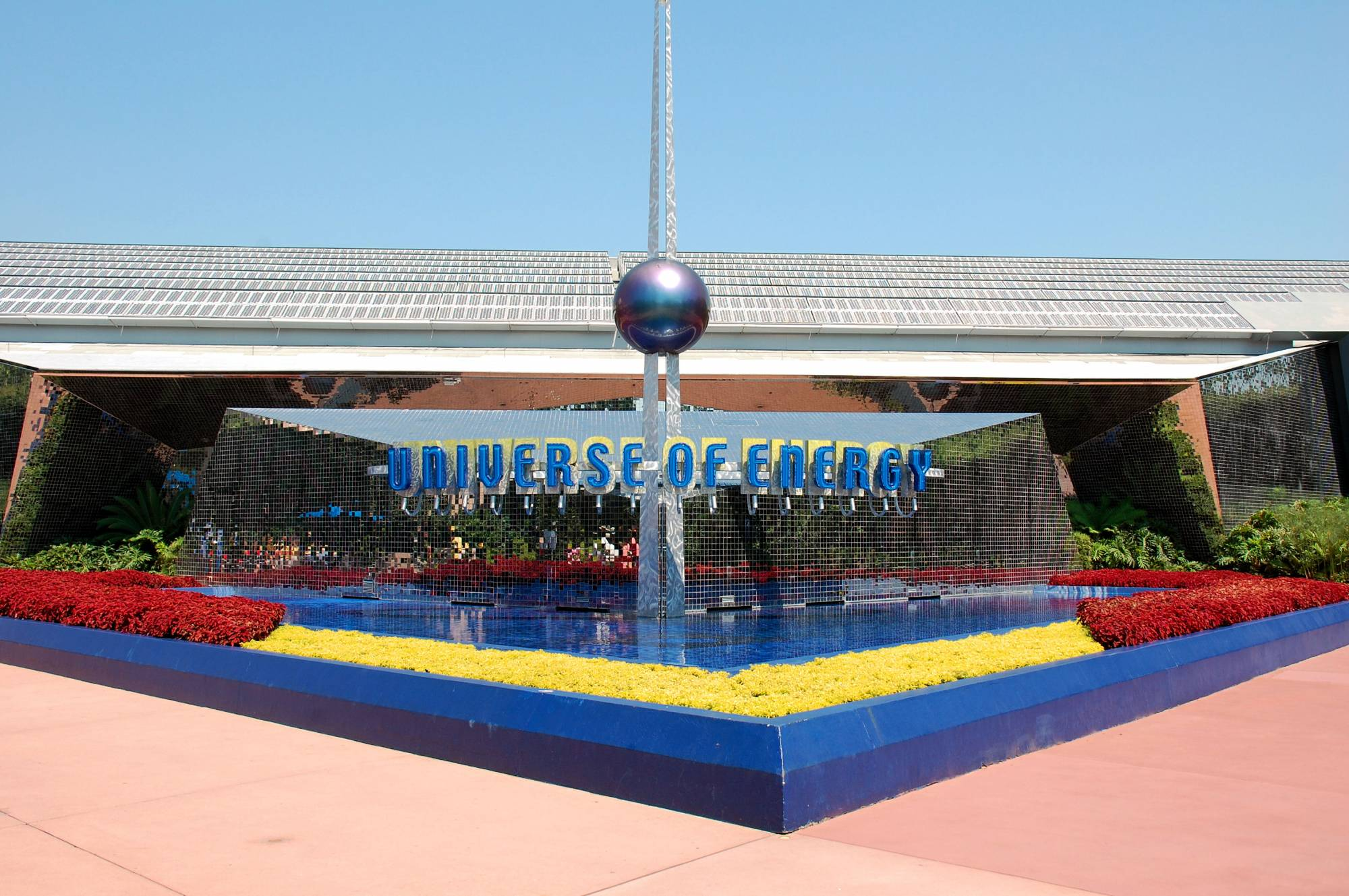 Universe Of Energy Closing August 13