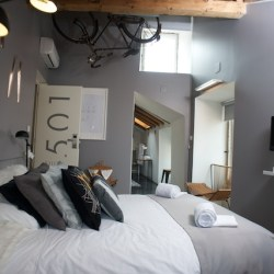 Suite 501 - Passport Hostel Lisbonne