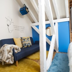 Quarto 505 - Passport Hostel Lisboa