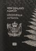 Passport cover of New Zealand MOST POWERFUL PASSPORT RANK