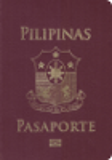Passport cover of Philippines