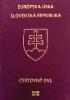 Passport cover of Slovakia MOST POWERFUL PASSPORT RANK
