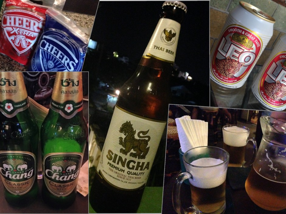 BeerCollageThailand