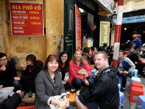 5 Hanoi Street Food