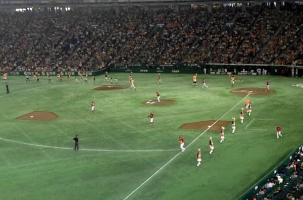 Yomiuri Giant Cheerleaders