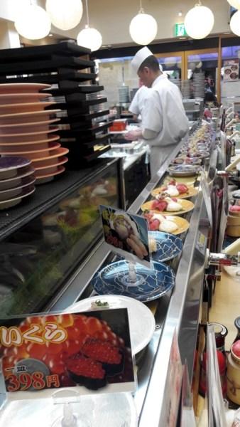 12 Tokyo Fish Market Sushi