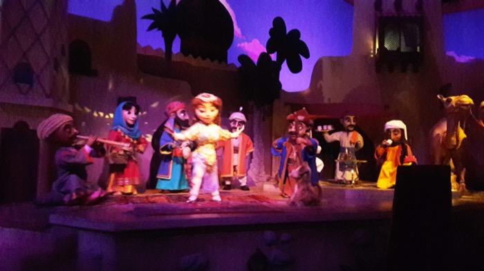 5 DisneySea Sinbad