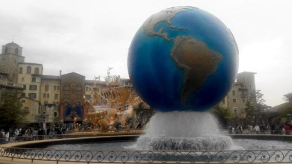 DisneySeaGlobe
