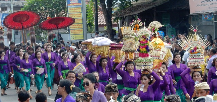 Witnessing a Royal Cremation in Ubud, Bali