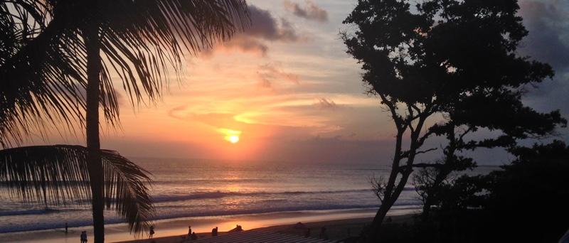 Bali Sunset Ku De Ta