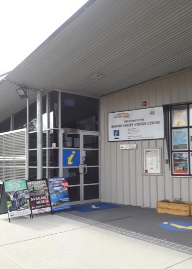 Hunter Valley Visitor Center 10