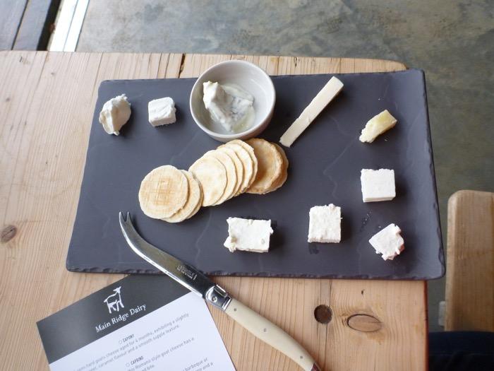 Main Ridge Dairy Goat Cheese 13