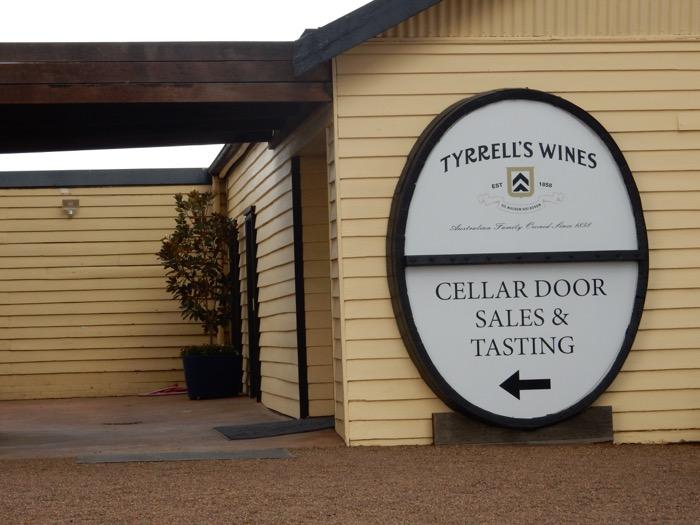 Tyrrells wines 2