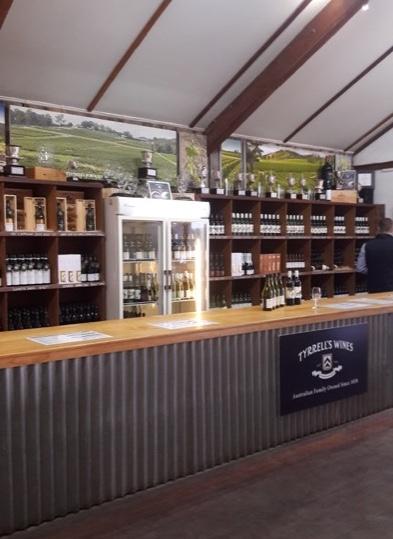 Tyrrells wines 3