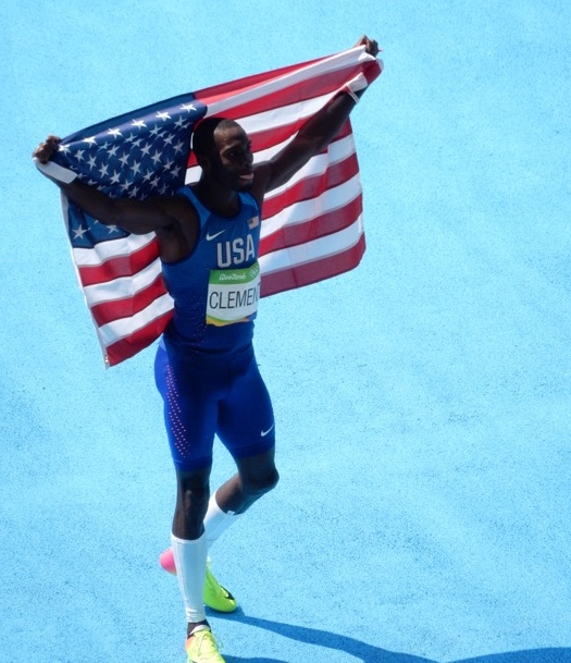Clements Gold Medal USA 10