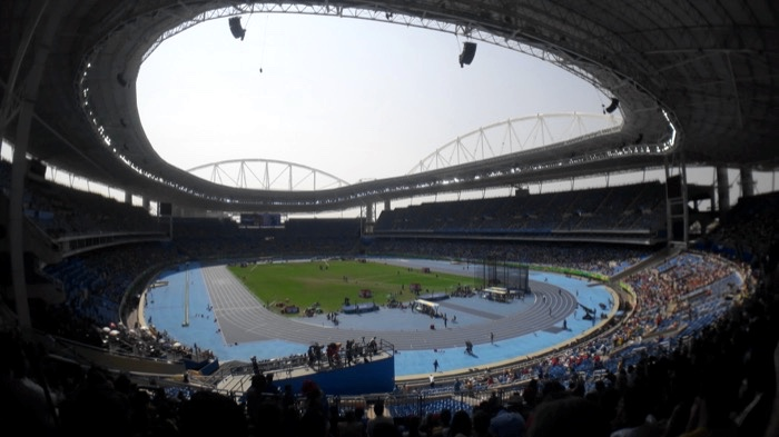 Track and Field Olympic Stadium 11