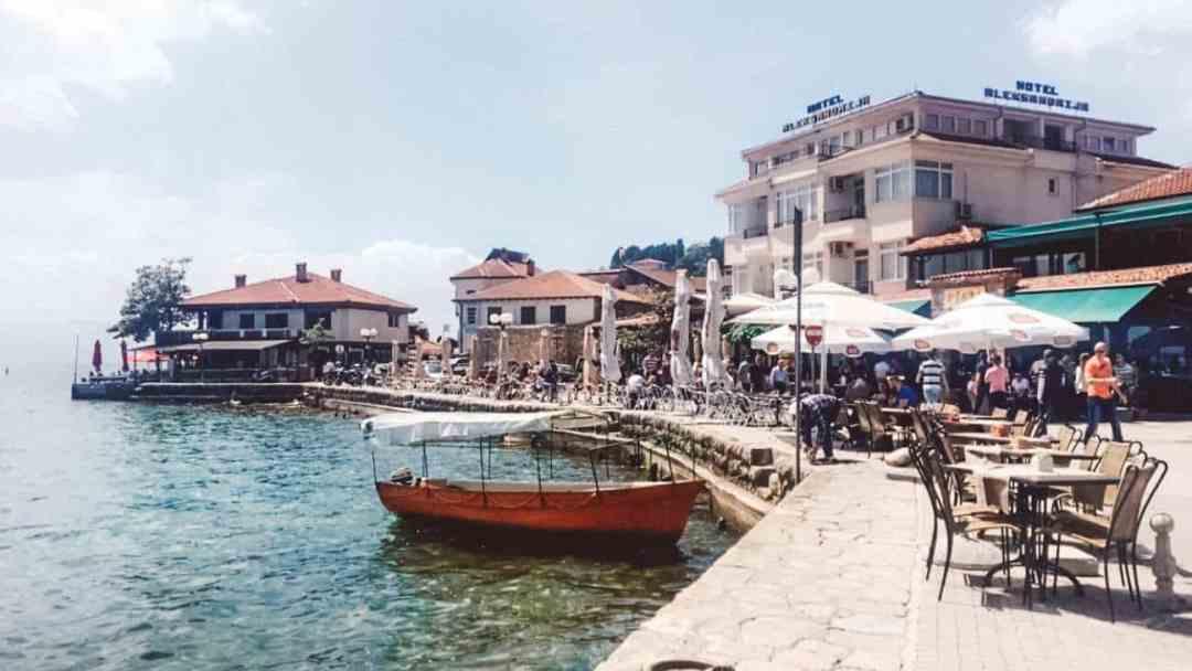 24 Hours in Ohrid, Macedonia
