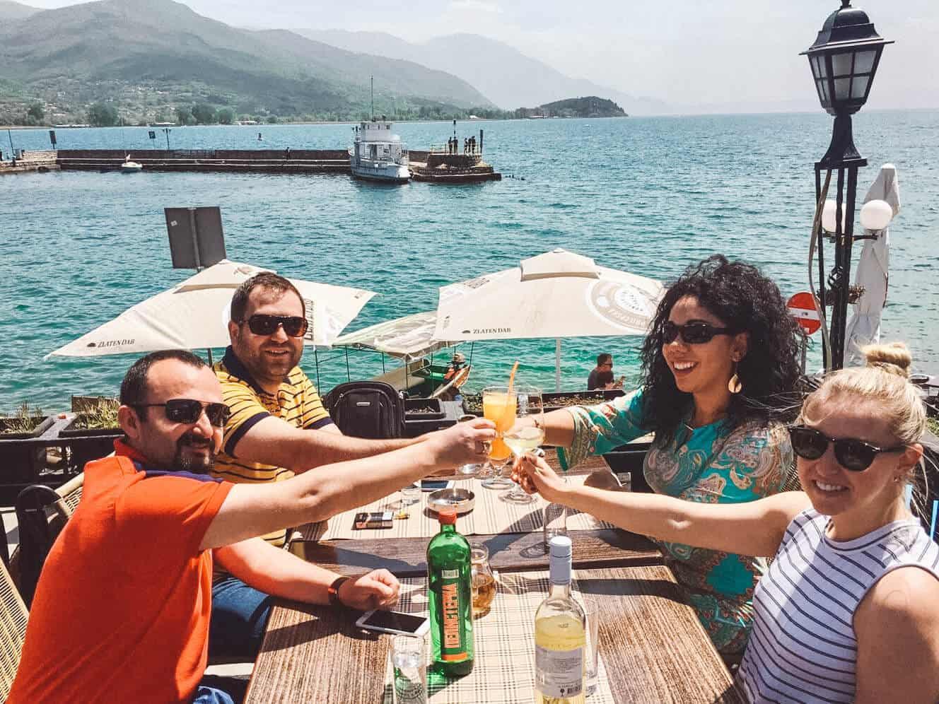 Restaurant Chun - Ohrid