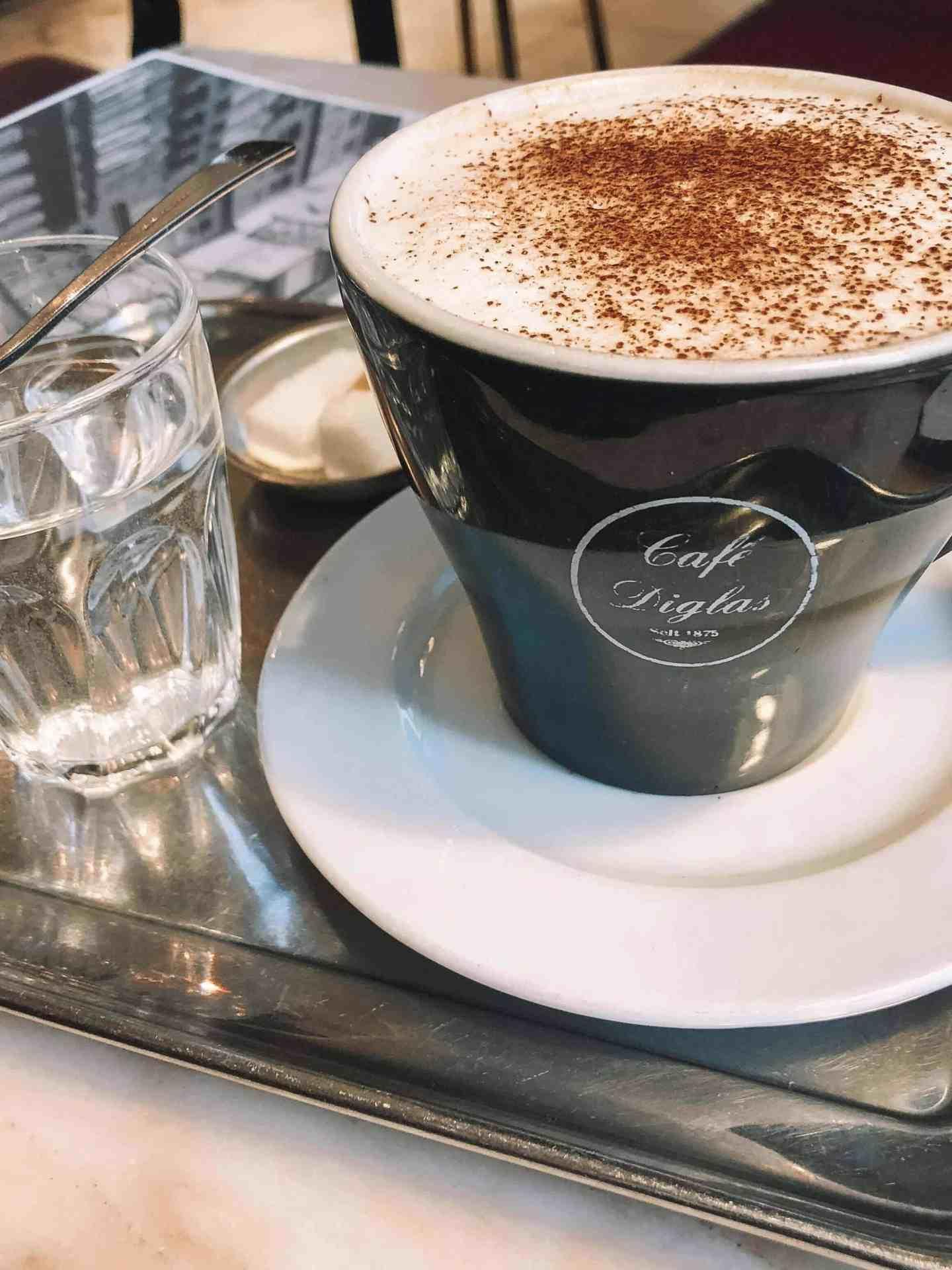 Cafe Diglas - Vienna