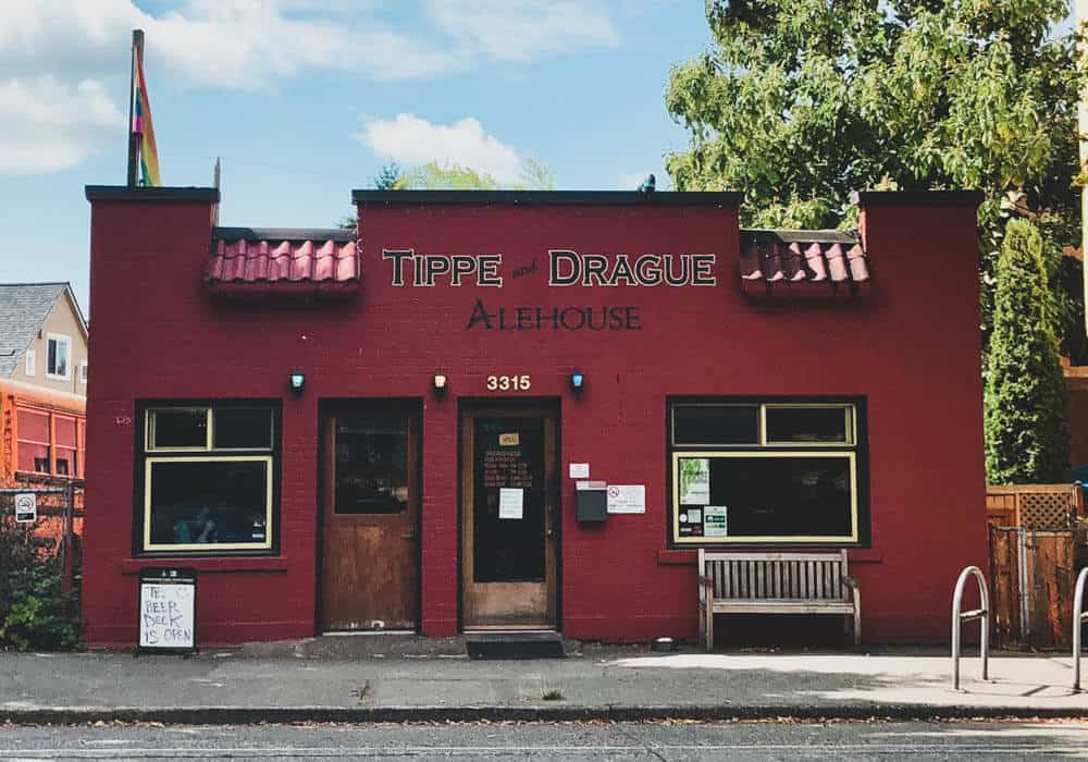 Tippe and Drague Alehouse