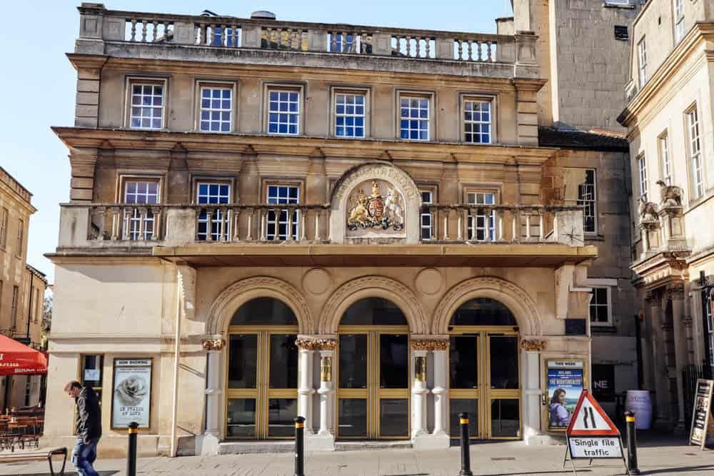 Theatre, Bath