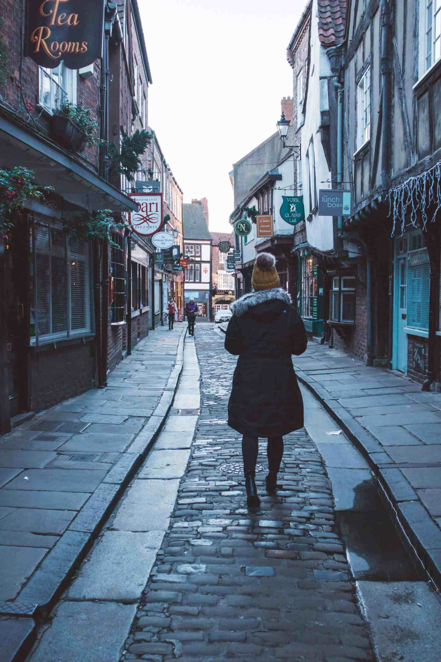 Shambles Street - York