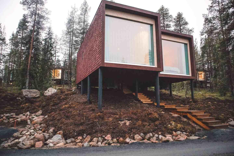 Arctic Treehouse Hotel - Lapland