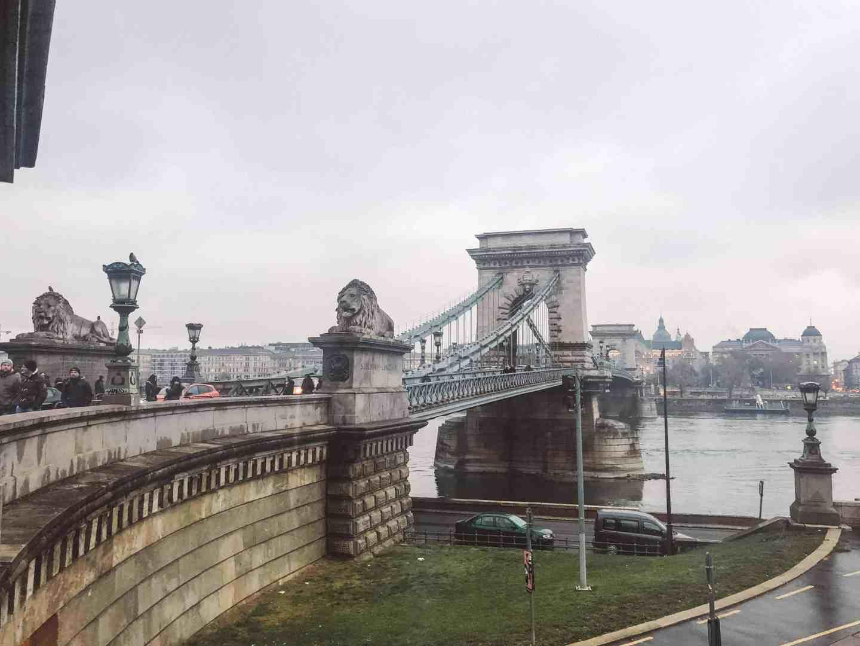 Chain Bridge - Budapest