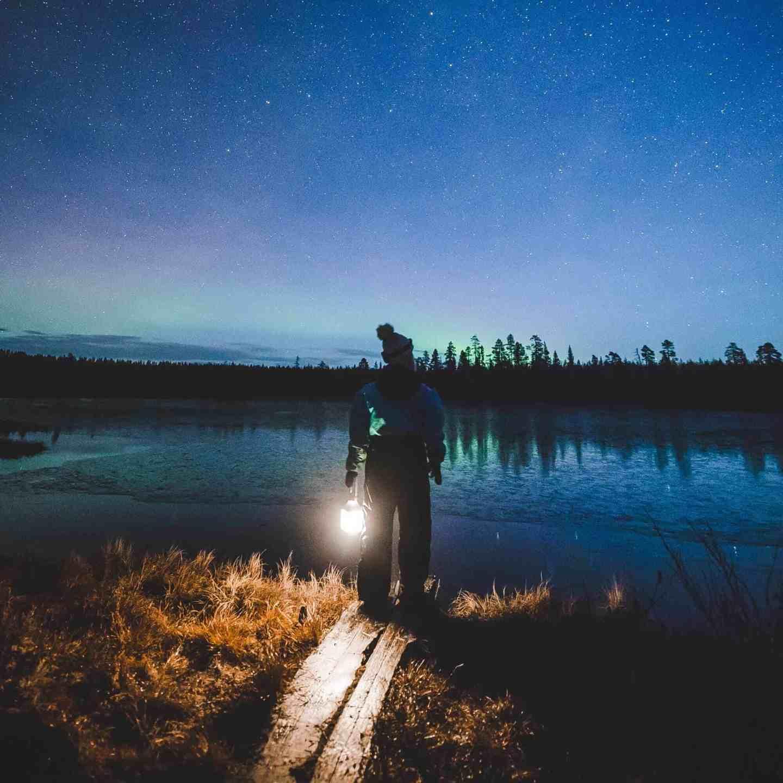 Northern Lights - Lapland, Finland